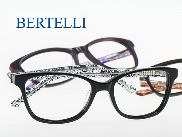 Bertelli Glasses